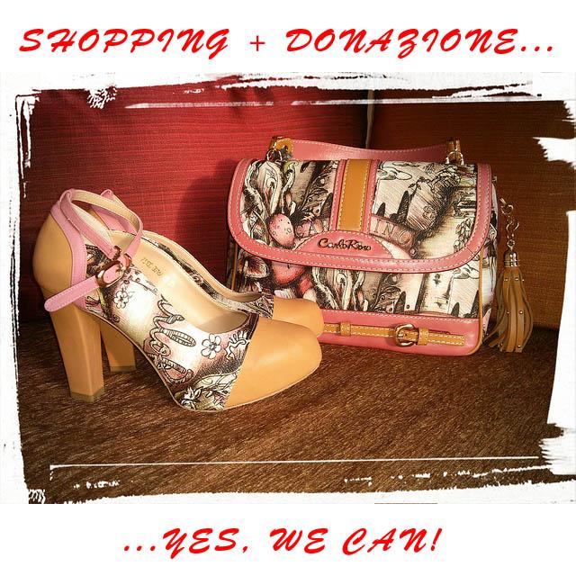 Shopping e Donazione